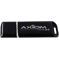 Axiom 32GB USB 3.0 Flash Drive - USB3FD032GB-AX - 32 GBUSB 3.0 - Power-cycling Handling, Long Data Retention, Multi-level Cell Flash, Wear Leveling'