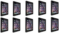 OtterBox 78-51335 Nuud Case for Apple iPad Air 2 - 10 Pack - Black