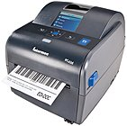 Intermec PC43d Direct Thermal Printer - Monochrome - Desktop - Label Print - 4.10' Print Width - 8 in/s Mono - 203 dpi - 128 MB - USB - Ethernet - Self Adhesive Label, Non-adhesive Tag, Linerless, Flo
