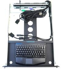 Blackbox TORK339008 1U Rackmount Monitor Stand