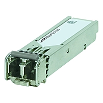 Allied Telesis AT-SPFX/2 SFP Module - For Data Networking, Optical Network 1 LC 100Base-FX Network - Optical Fiber Multi-mode - Fast Ethernet - 100Base-FX - 100 Mbit/s - Hot-swappable
