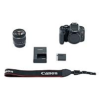 "Canon EOS Rebel T7i 24.2 Megapixel Digital SLR Camera with Lens - 18 mm - 55 mm - 3"" Touchscreen LCD - 16:9 - 3.1x Optical Zoom - Digital (IS) - E-TTL II - 6000 x 4000 Image - 1920 x 1080 Video - HDMI - PictBridge - HD Movie Mode - Wireless LAN 1894C"