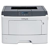 Lexmark MS310 MS312DN Laser Printer - Monochrome - 1200 x 1200 dpi Print - Plain Paper Print - Desktop - 35 ppm Mono Print - 300 sheets Standard Input Capacity - 50000 Duty Cycle - Automatic Duplex Pr