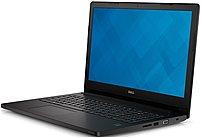 Dell Latitude LATI3570-2559BLK Notebook PC - Intel Core i5-6200U 2.3 GHz Dual-Core Processor - 4 GB DDR3L-SDRAM - 500 GB Hard Disk Drive - 15.6-inch HD Display - Windows 7 Pro 64-bit - Black