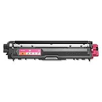 Brother Genuine TN221M Magenta Toner Cartridge - Laser - Standard Yield - 1400 Pages - Magenta - 1 Each