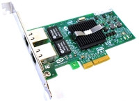 NetApp X1039A-R6 Dual Gigabit Ethernet PCIe Network Card for FAS6030 and FAS6070