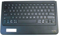 Zagg Keyboard/Cover Case (Folio) for 12 Tablet - Black - ...