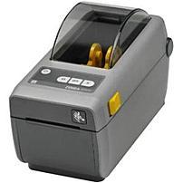 Zebra ZD410 Direct Thermal Printer - Monochrome - Desktop - Label/Receipt Print - 2.20' Print Width - 5.98 in/s Mono - 203 dpi - 256 MB - Bluetooth - Wireless LAN - USB - Roll Fed, Continuous Receipt,