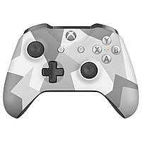 Microsoft Xbox Wireless Controller - Winter Forces Special Edition - Wireless - BluetoothXbox One, PC - Force Feedback - Arctic Camouflage
