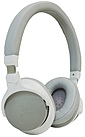 Audio-Technica On-Ear High-Resolution Audio Headphones - Stereo - White - Mini-phone - Wired - 35 Ohm - 5 Hz - 40 kHz - Over-the-head - Binaural - Circumaural - 3.90 ft Cable