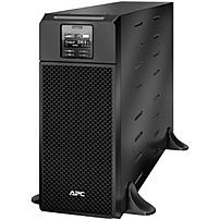 APC by Schneider Electric Smart-UPS SRT 6000VA 230V - 1.50 Minute Full Load - 8.10 Minute Half Load - 6000 VA / 6000 W - Output Voltage: 240 V AC - Tower