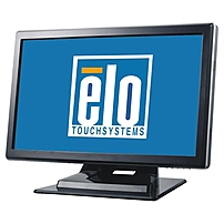 Elo 1519L 15' LCD Touchscreen Monitor - 16:9 - 8 ms - Surface Acoustic Wave - 1366 x 768 - HD - Adjustable Monitor Angle - 16.7 Million Colors - 500:1 - 250 Nit - Speakers - USB - VGA - Black - RoHS,