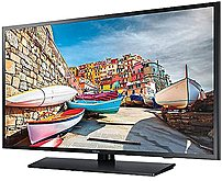 Samsung 478 Series HG43NE478S 43-inch Pro:Idiom Direct-Lit LED Hospitality Display - 1080p (Full HD) - HDMI, USB - Black
