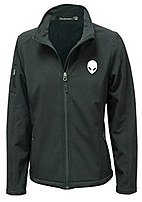 Alienware AWJW1S Slim-Fit Jacket - Small - Ladies - Black