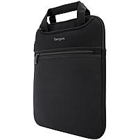 Targus Slipcase TSS912 Carrying Case (Sleeve) for 12' Notebook - Black - Neoprene - Handle, Shoulder Strap