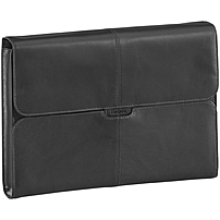 Click here for Targus Hughes Netbook Slipcase - Leather - Black T... prices