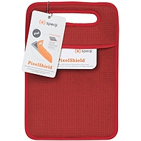 Speck PixelShield IPAD-PXSD-A07A08 Carrying Case (Sleeve) for iPad - Red - Neoprene - 13' Height x 0.3' Width x 8.5' Depth