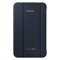 Samsung Carrying Case (Book Fold) for 8' Tablet - Topaz Blue - Synthetic Leather - 8.3' Height x 5' Width x 0.4' Depth