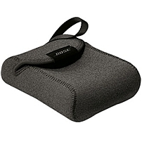 SoundLink Carrying Case for Portable Speaker - Neutral Gray - Scratch Resistant Interior, Nick Resistant Interior - Neoprene - Wrist Strap - 5.3' Height x 5.7' Width x 2.5' Depth