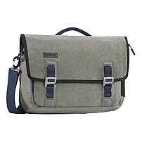 Timbuk2 Command Carrying Case (Messenger) for Notebook - Midway - Polyester - Checkpoint Friendly - Luggage Strap - 14.4' Height x 17.1' Width x 5.1' Depth