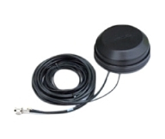 Antenna Plus Cellular, PCS, LTE & GPS Combo Antenna - 30 dB - Cellular Network, GPSWall/Magnetic Mount - Omni-directional