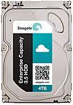 Seagate ST4000NM0034 4 TB 3.5' Internal Hard Drive - SAS - 7200rpm - 128 MB Buffer - 1 Pack