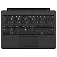 Microsoft Type Cover Keyboard/Cover Case for Tablet - Black - Bump Resistant, Scratch Resistant - 8.5' Height x 11.6' Width x 0.2' Depth