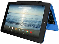 RCA Viking Pro RCT6303W87DKF-B 10.1-inch Tablet PC - 32 GB - Wi-Fi, Bluetooth - Android 5.0 - Blue