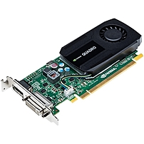PNY Quadro K420 Graphic Card - 1 GB GDDR3 - Low-profile - Single Slot Space Required - 128 bit Bus Width - 3840 x 2160 - Fan Cooler - DirectCompute, OpenCL, DirectX 11.2, OpenGL 4.5 - 1 x DisplayPort