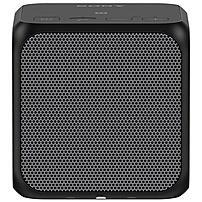 Sony SRS-X11 Speaker System - 10 W RMS - Yes - Battery Rechargeable - Wireless Speaker(s) - Black - 20 Hz - 20 kHz - Bluetooth - Near Field Communication - USB - Sub Band Coding (SBC), Passive Radiato
