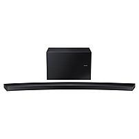 Samsung HW-J8500R Sound Bar Speaker - Placement: Wall Mountable - Yes - Wireless Speaker(s) - Black - Surround Sound, Dolby Digital 5.1, Dolby Digital, DTS 2.0 Channel - Wireless LAN - Bluetooth - USB