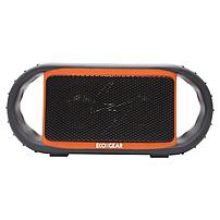 Grace Digital ECOXGEAR ECOXBT GDI-EGBT500 Rugged and Waterproof Wireless Bluetooth Speaker (Orange) - 135 Hz - 17 kHz - Bluetooth - USB - Handle, Mute, Floatable, LED Indicator, Rugged Design, Built-i