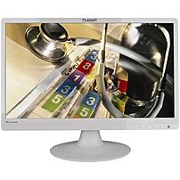 Planar PLL2210MW 22' LED LCD Monitor - 16:9 - 5 ms - Adjustable Monitor Angle - 1920 x 1080 - 16.7 Million Colors - 250 Nit - 1,000:1 - Full HD - Speakers - DVI - VGA - 25 W - White - RoHS