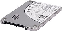 Dell 3481G 200 GB MLC SATA 2.5-inch Solid State Drive - 6 Gbps - Internal