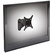 Ergotech OmniLink Wall Mount for Flat Panel Monitor - 45 lb Load Capacity