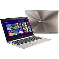 Asus ZENBOOK UX303LA-DS52T 13.3' Touchscreen LCD Ultrabook - Intel Core i5 i5-5200U Dual-core (2 Core) 2.20 GHz - 8 GB DDR3L SDRAM - 256 GB SSD - Windows 8.1 64-bit - 1920 x 1080 - In-plane Switching