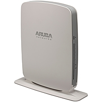 Aruba RAP-155P IEEE 802.11n 450 Mbit/s Wireless Access Point - ISM Band - UNII Band - 5 x Network (RJ-45) - PoE Ports - USB - Wall Mountable, Desktop