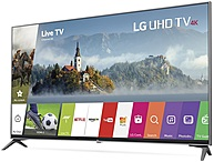LG Electronics 55UJ7700 55 4K UHD HDR Smart LED TV with HDR 2017 model 40646705