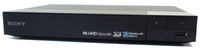 Sony BDP-BX650 4K Streaming Blu-ray Disc Player - Black BDP-BX650
