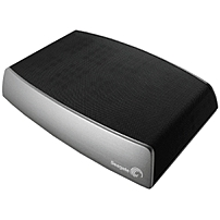 Seagate Central STCG3000100 3 TB External Network Hard Drive - Ethernet - USB 2.0 - Black STCG3000100