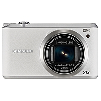 Samsung WB350F 16.3 Megapixel Compact Camera - White - 3 ...