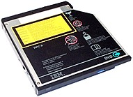 IBM GDR-8081N 8/24x CD/DVD UltraBay 2000 Drive - CD-RW/DV...