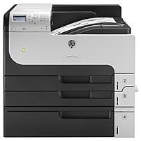 HP LaserJet 700 M712XH Laser Printer - Monochrome - 1200 ...