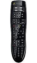 Logitech 915-000230 Harmony 350 Universal Remote Control - Infrared - Black 915-000230
