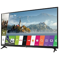 "49UJ6300 49"""" 4K UHD HDR Smart LED TV with Active HDR  IPS Technology  Channel Plus  webOS 3.5  in"" 767369"