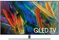 "Samsung 55"" Class (54.6"" Diag.) QLED 2160p Smart 4K Ultra HD TV with High Dynamic Range Black QN55Q7FAMFXZA"