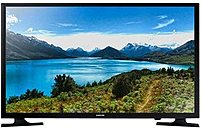 Samsung J4000 Series UN32J4000CF 32-inch LED TV - 720p (HD) - Motion Rate 60 - HDMI, USB - Black UN32J4000CF