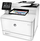 HP LaserJet Pro M5H23ABGJ MFP M377DW All-in-One Printer -...