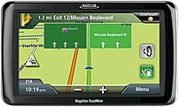 Magellan RM9020T-LM 7-INCH Roadmate GPS System - Lifetime Maps - Black
