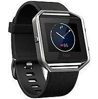 Fitbit 810351029274 Blaze Smart Activity Tracker - Small - Black/Silver